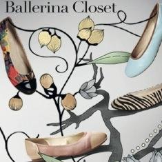 ballerina closet